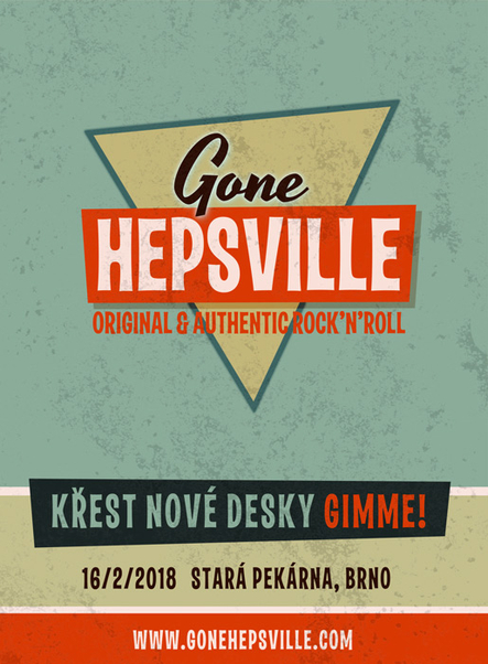 Record Release Party - Gone Hepsville - Gimme!