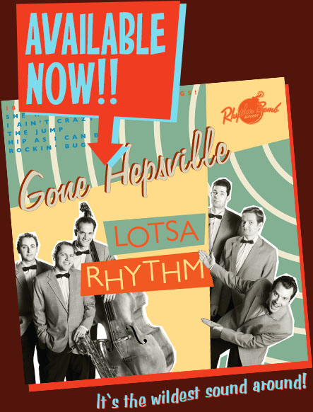 Lotsa Rhythm available now!!